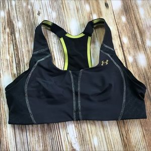 Under Armour Tops - Under Armour heat gear sports bra, size 32A.